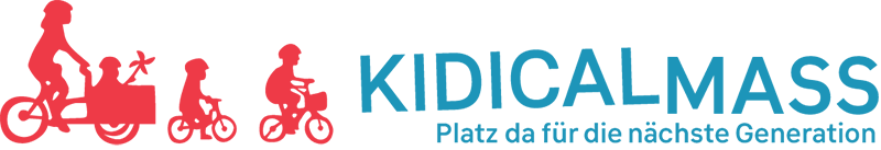 Logo Kidical Mass bundesweit
