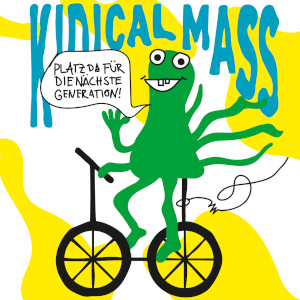 Kidical Mass Logo