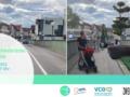 3. Juni 2021: Radentscheid Stuttgart macht die Wilhelmsbrücke in Bad Cannstatt frei